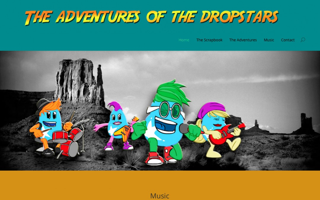 The Adventures Of The Dropstars