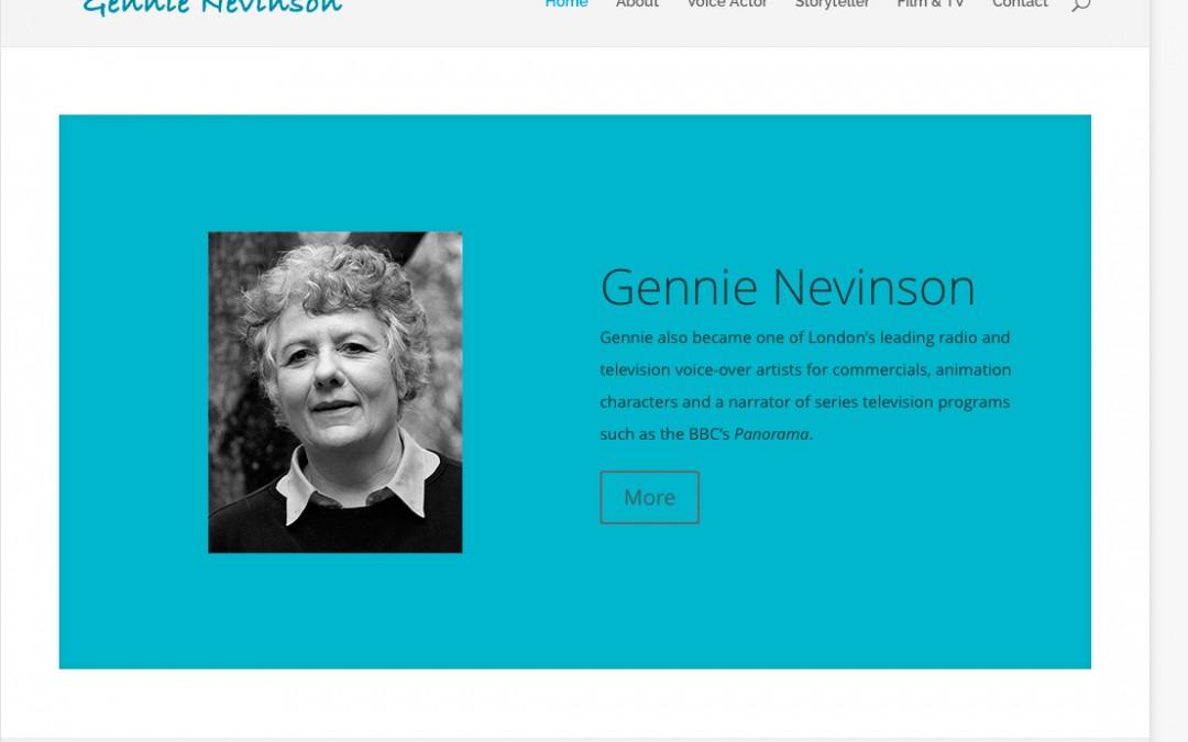 Gennie Nevinson